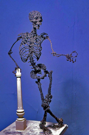 Wire Skeleton